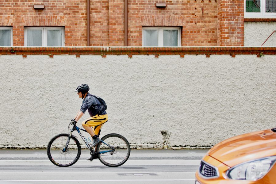 Determining Fault in Bicycle Accident